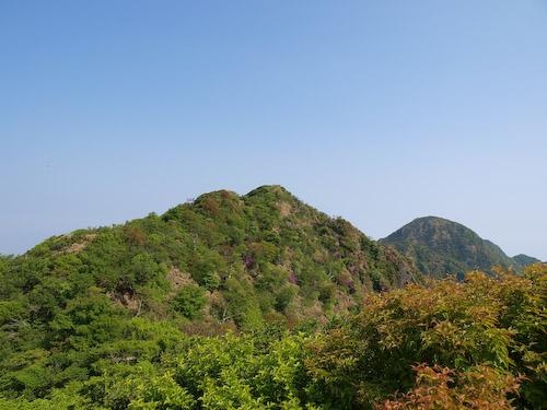 妙見岳と国見岳