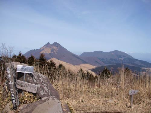 倉木山より