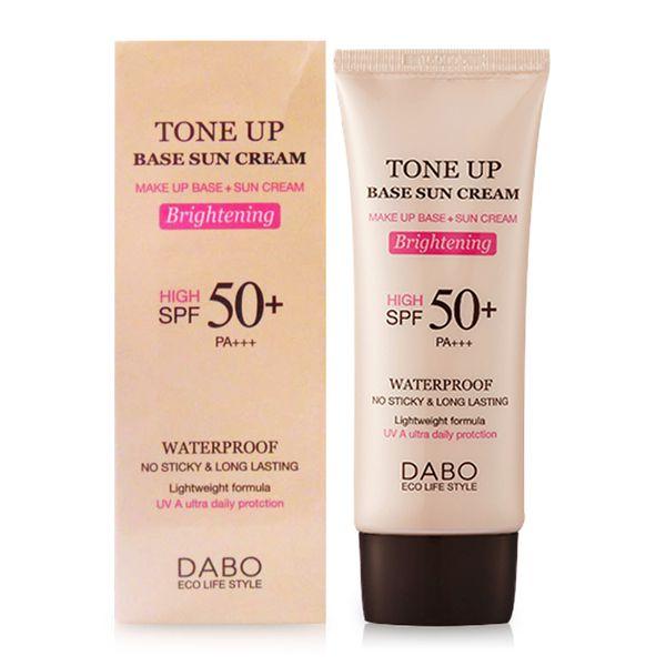Kem chống nắng trang điểm DABO Tone Up Base Sun Cream (70ml) giá 149k