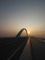 [道路][福岡]空港連絡橋。