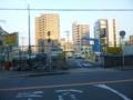 [風景][大阪]大阪某所へ来てはみたものの主はご不在。