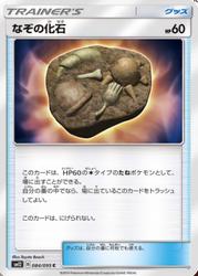 オルタージェネシス なぞの化石