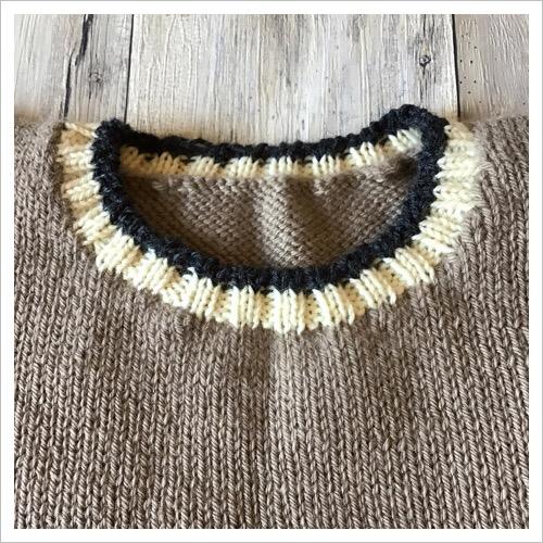 作り 二 目 目 ゴム 編み