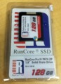 RunCore Pro IV 1.8 インチ 5mm PATA ZIF SSD(128GB)