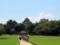 後楽園から見える岡山城