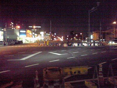 交差点 - 第一京浜&環八