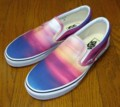 VANS - (Sunset) Purple/True White VN-0XG8EXY
