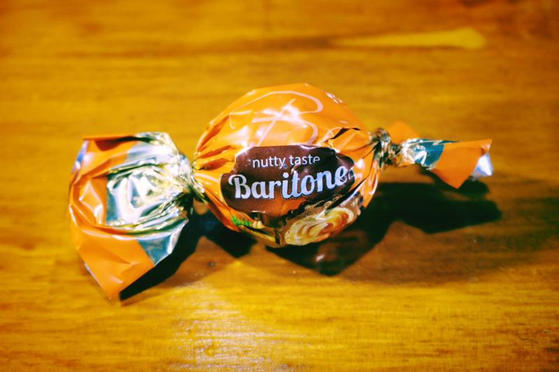 バリトン ABK チョコ 個包装