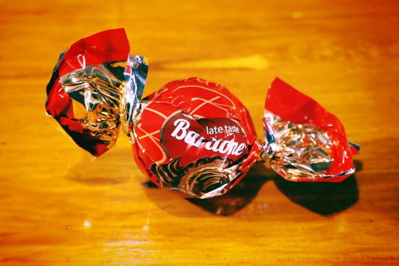 バリトン ABK チョコ 美味しい