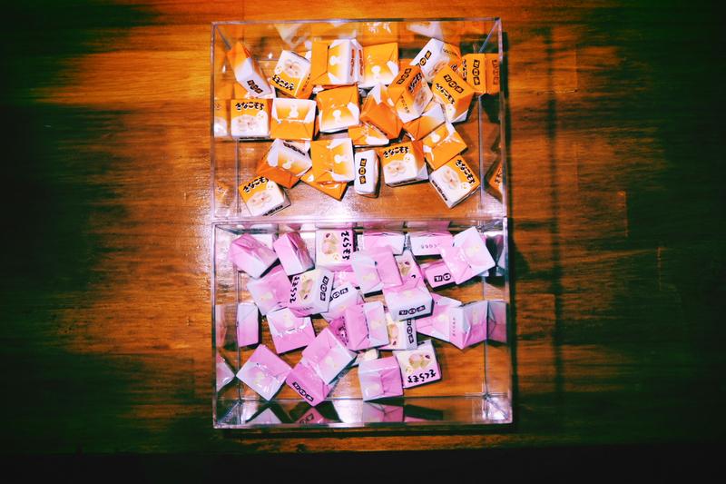 100円の透明ケースは、いろんな用途に使える