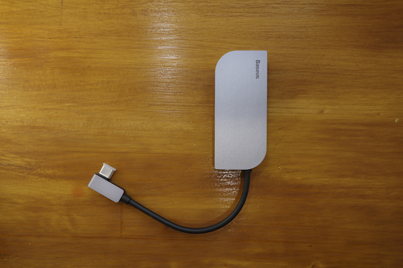 Basses iPad Pro usb type-c ハブ