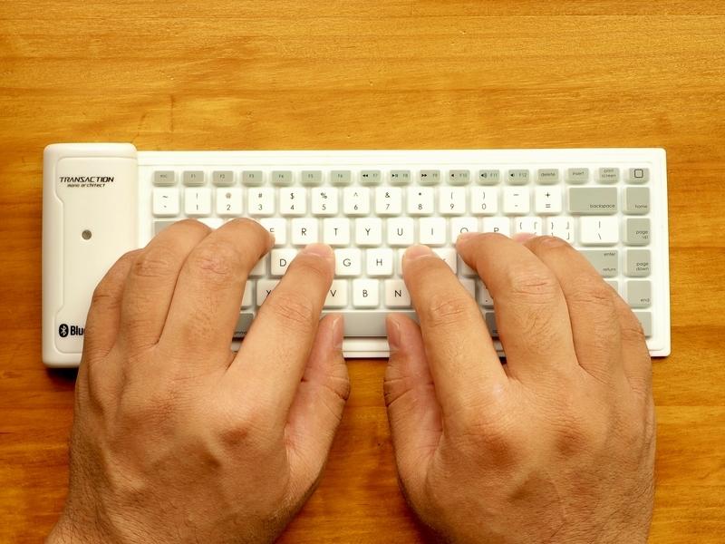 テレワークで使うキーボードでモバイルは鬼門