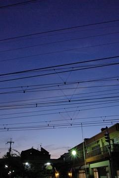 (勝手に)電線部架線部?の画像