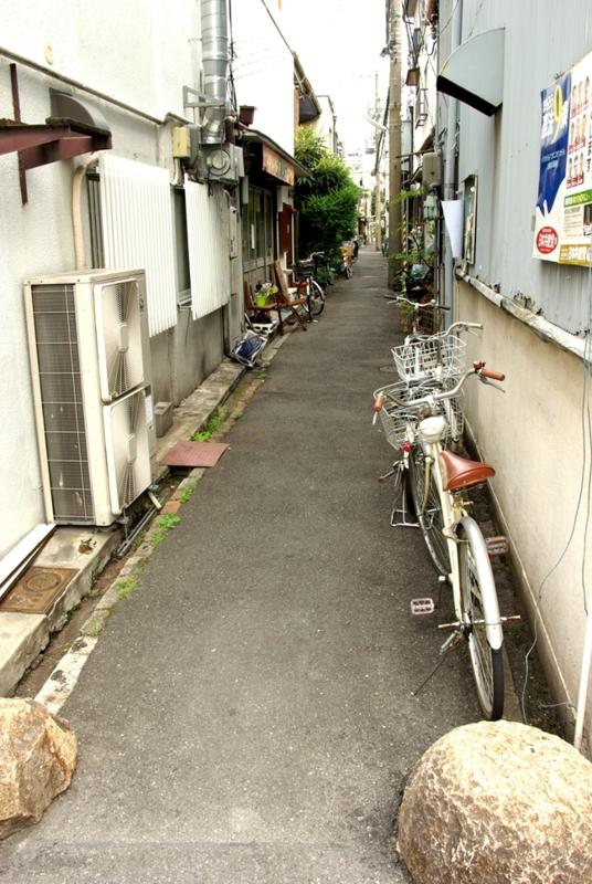 12:51 中崎町さんぽ(「わざわざ・・・」大阪シリーズ)の画像