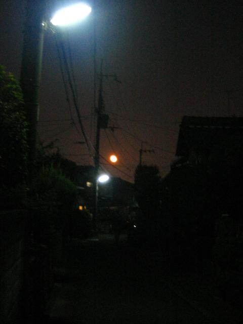 6:35 pm ~ 6:42 pm 自転車さんぽの画像