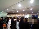 開始10分前の木村カエラミニライブ@札幌
