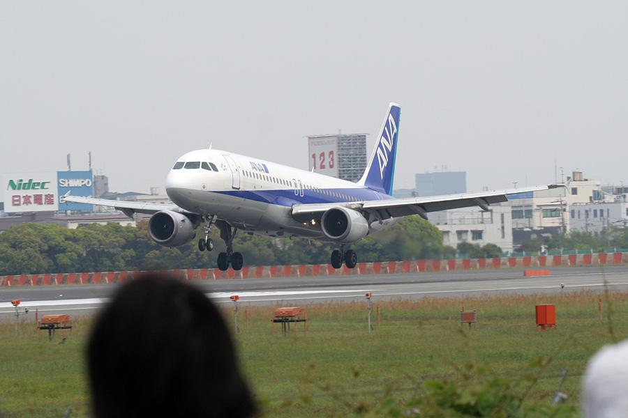 A320(JA8947)@伊丹空港
