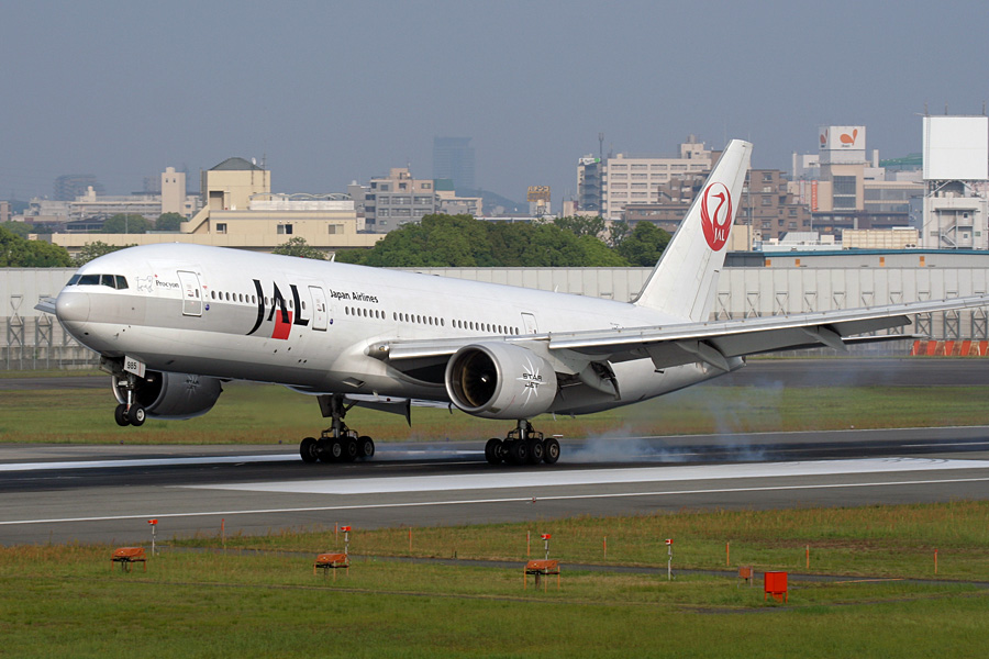 B-777(JA8985) STARJET