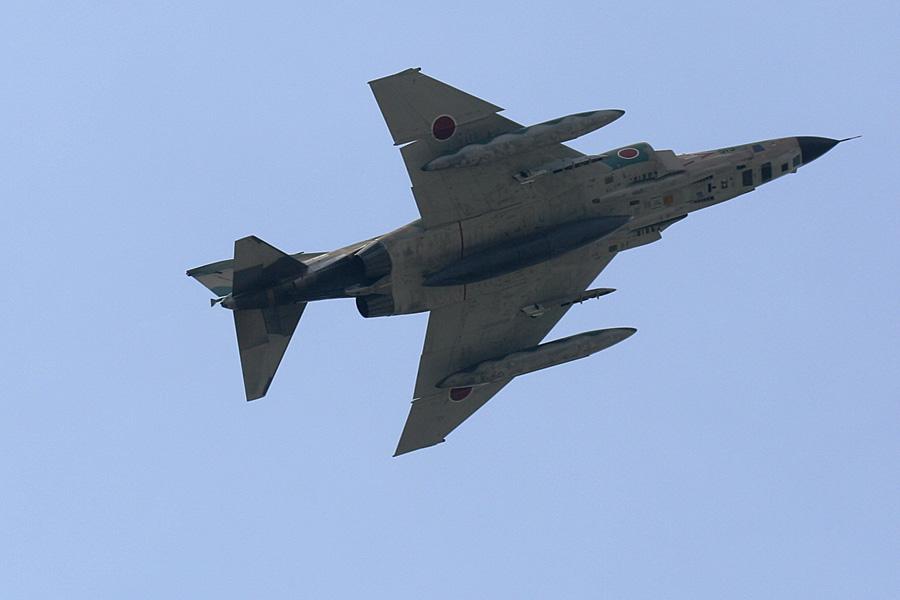 RF-4E@静浜基地航空祭2007
