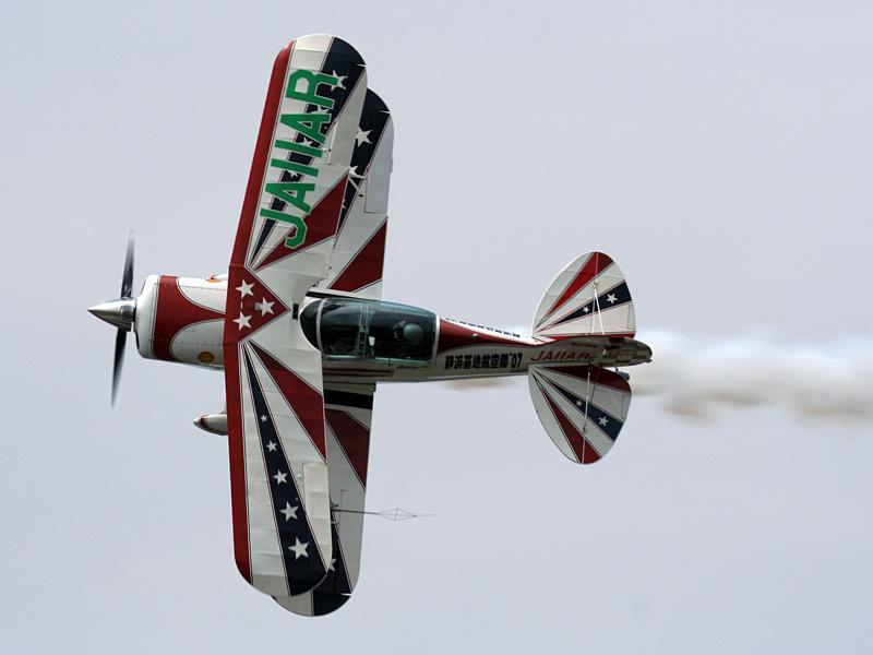 エアロック ピッツS-2B@静浜基地航空祭2007
