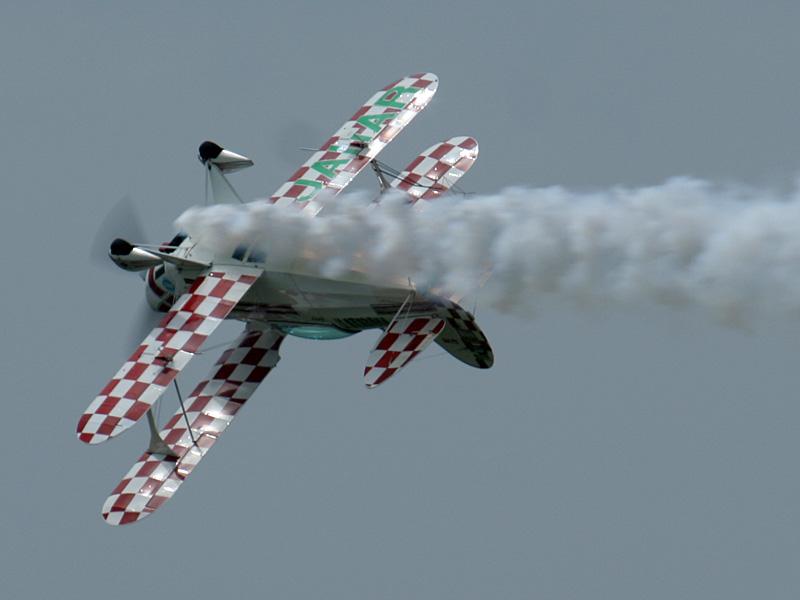 エアロック、背面飛行@静浜基地航空祭2007