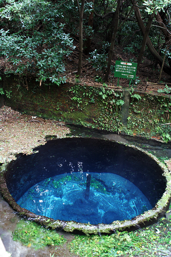 柿田川湧水地
