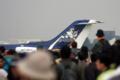 [入間基地航空祭2008][飛行機]T-400 記念塗装機