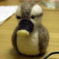 [bird][hobby]子カルガモ(完成予想図)