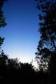 [風景][夕焼け]ズーラシアの夕暮れ