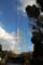 横浜へ向かう道、鉄塔