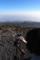 マウナケア山頂への道から