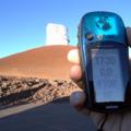 [風景]すばる望遠鏡前にて、標高4108m