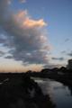 [夕焼け][風景]鶴見川