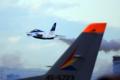 [飛行機][入間2010]帰投するブルーインパルス