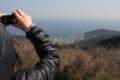 [風景]滝知山から熱海市を望む