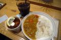 [food]SOPU STOCK TOKYOで遅い昼ごはん