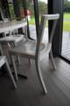 [art]原美術館別館、スタルクの椅子
