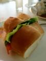 [food]サンドウィッチ/ポーラ美術館