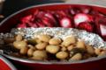 [food]おせち料理、煮豆と酢蛸