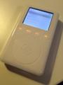 [風景]第三世代iPod