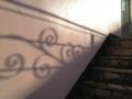 [風景]美容院の階段