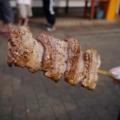 [food][tour]豚串