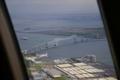 [風景]ヘリから東京ゲートブリッジを観る