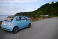 [tour][car][風景]川奈海水浴場近く、静岡県