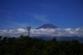 [tour][風景]足柄SAから観る富士山