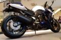 [tour][moto]清水SAにFZ1 GTが展示されていた