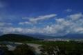[tour][風景]富士川SAから富士山方面を観る
