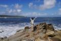 [tour][風景]海岸は岩場です、銚子