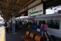 [tour][風景]松本駅に着きました