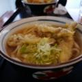 [tour][food]舞茸天ぷらうどん、小田原PA
